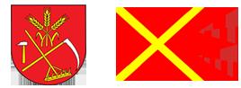erb a zástava obce